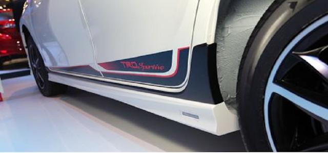 Lộ diện phiên bản Toyota Vios TRD cải tiến từ Vios G ảnh 3