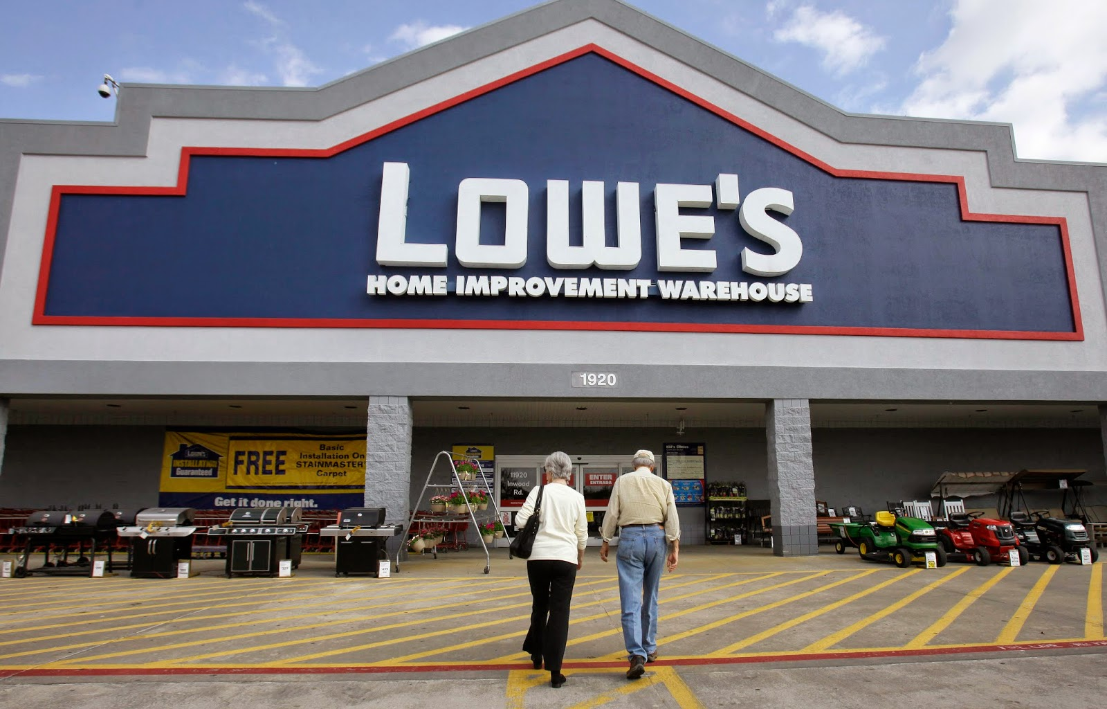 Lowes | What is the next big disruptive technology or consumer ...