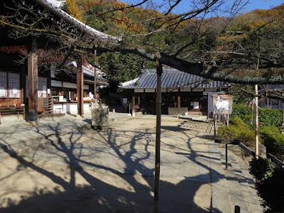 野崎観音・慈眼寺(じげんじ)の仮羅漢堂