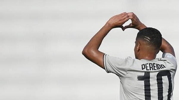 Matheus Pereira quatro gols e quatro assistências