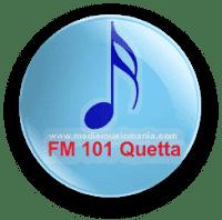 FM Radio101 Quetta Live