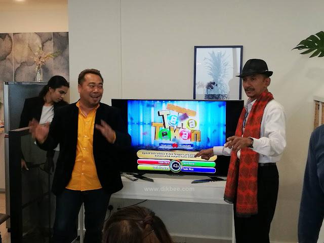 Hadiah RM20,000 Setiap Hari Untuk Teka Tekan DI Unifi TV