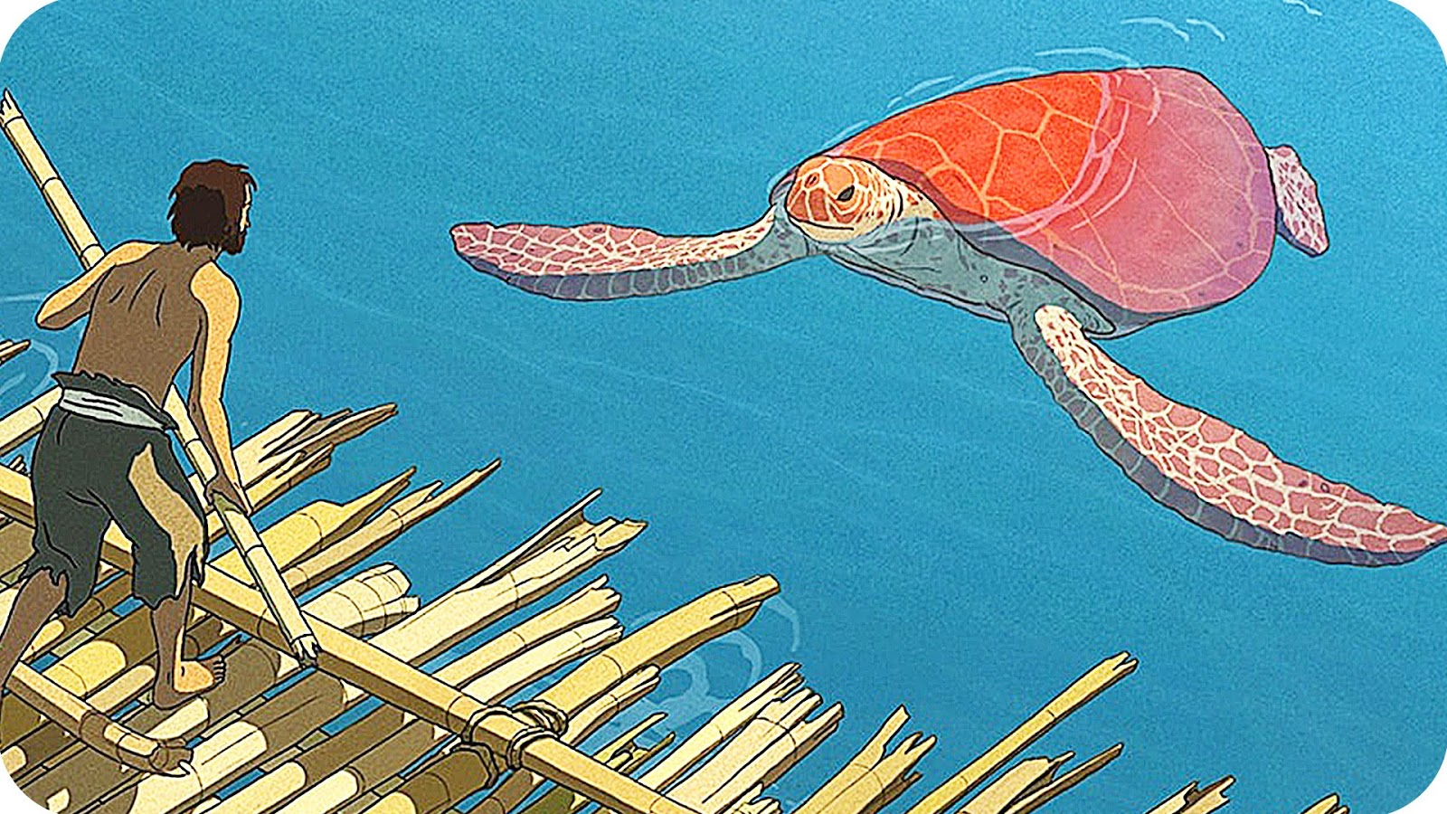 Cinehouse Studio Ghibli Presents The Red Turtle 2016 Review By Sandra Harris