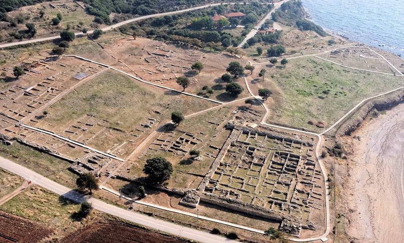Αλεξανδρούπολη: Αστικό λεωφορείο για τον αρχαιολογικό χώρο Ζώνης - Μεσημβρίας