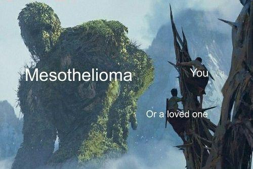 Mesothelioma Meme Copypasta 3