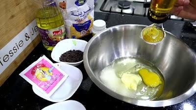 مطبخ ام وليد _ بنصف كاس زيت و بيضة واحدة ، هليلات بدون طابع هشيشة و تذوب في الفم