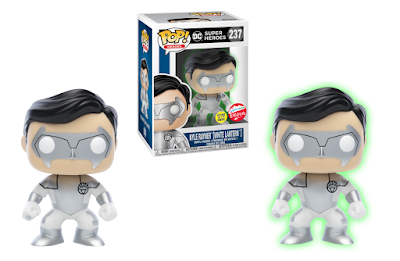 San Diego Comic-Con 2018 Exclusive DC Comics White Lantern Kyle Rayner Pop! Vinyl Figure by Funko x Fugitive Toys
