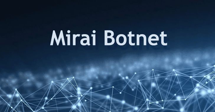 Three Hackers Plead Guilty to Creating IoT-based Mirai DDoS Botnet
