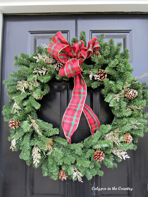 Wreaths and Bows for Christmas 2013