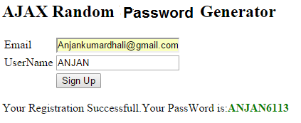 PHP Random Password Generator