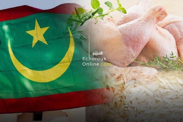 موريتانيا تطلب من الجزائر كميات من العجائن والأرز - صحيفة جزائرية
