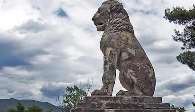 Ο Λέων της Χαιρώνειας leon-amfipolis