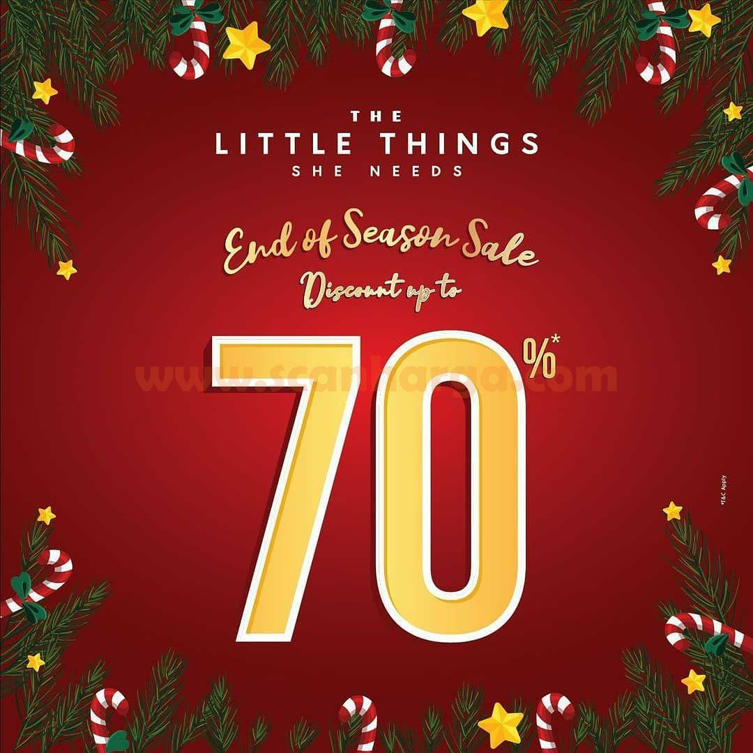 Promo TLTSN & Mezzo End Of Season Sale Discount Up To 70%