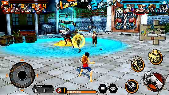 ONE PIECE Bounty Rush Mod Apk For Android