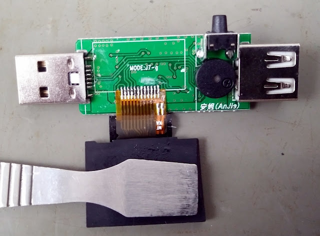 Testador USB