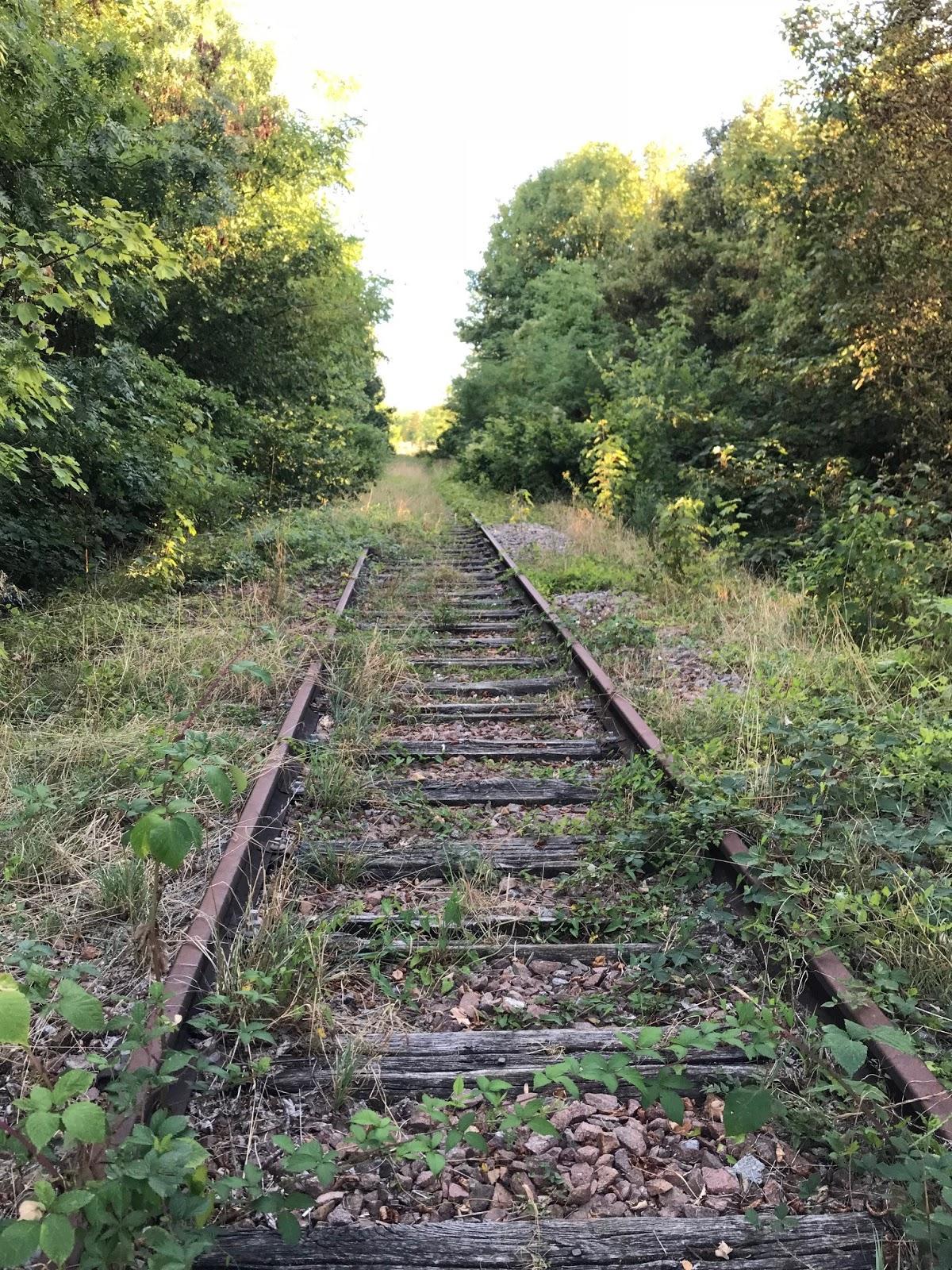 rail chemin de fer