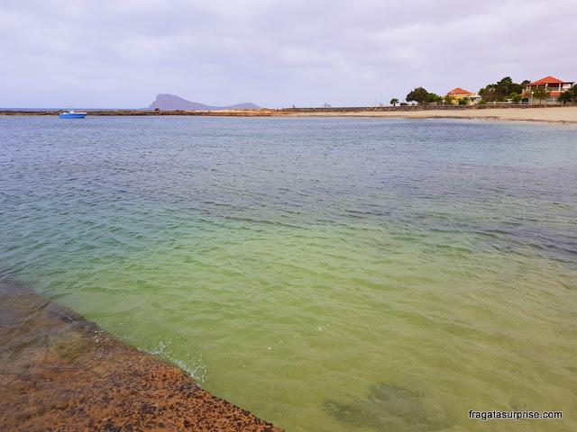 Enseada de Murdeira, Ilha do Sal, Cabo Verde