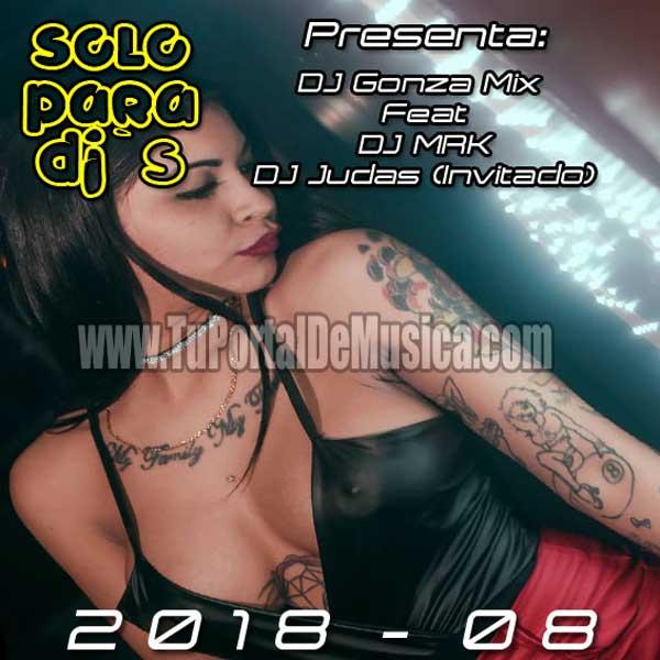 Solo Para Djs Ed. Colombianos Vol. 8 (2018)