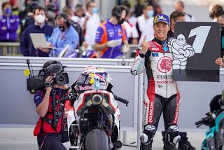 Taka pole position di MotoGP Teruel
