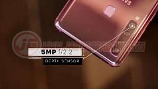Kamera Depth Sensor Samsung Galaxy A9 2018