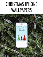 Ho ho ho & happy holidays - get festive with these downloadable iPhone screens