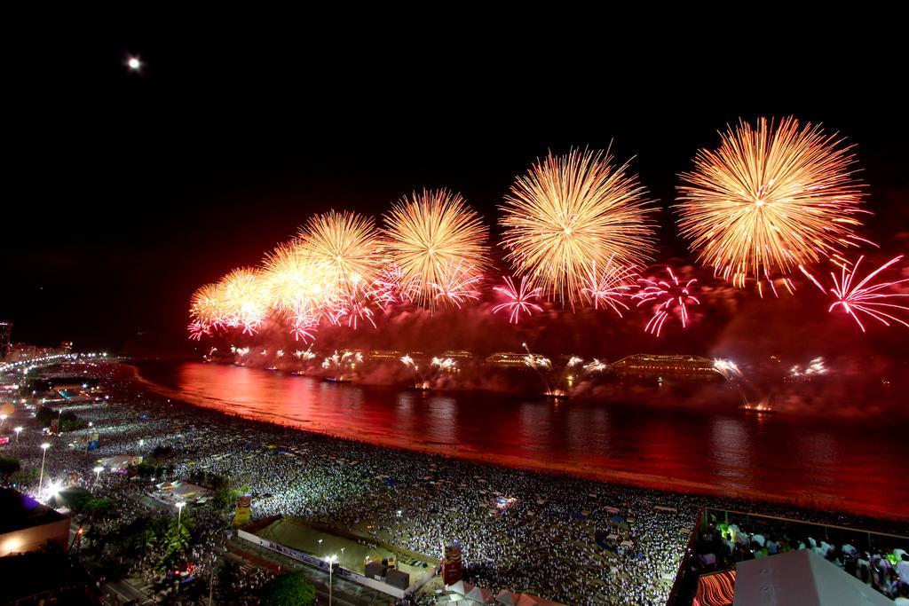 JW Marriott Rio de Janeiro New Year