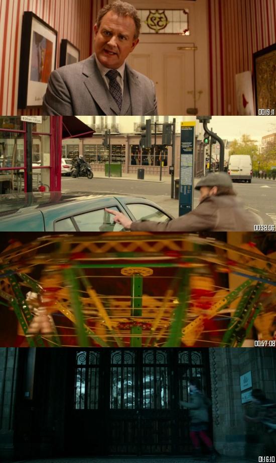 Paddington 2014 BRRip 720p 480p Dual Audio Hindi English Full Movie Download