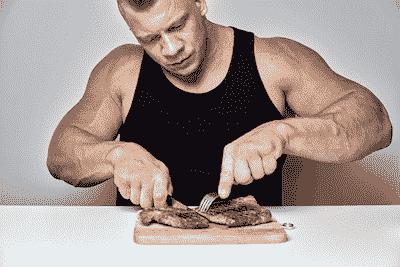 نظام غذائي للتضخيم و زيادة الوزن للنحاف في 3 أسابيع!