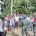 Danramil 01 Payakumbuh Pimpin Kegiatan Gontong Royong Di Lokasi TMMD