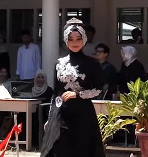 Memilih baju muslim agar terlihat indah dan menarik