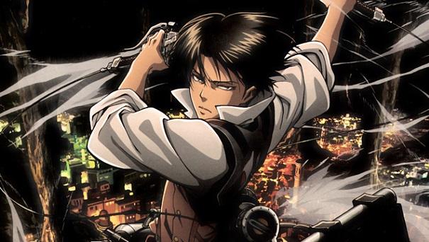 Guia das OVAS de Shingeki no Kyojin