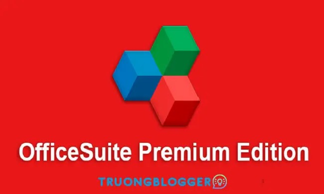 OfficeSuite Premium Edition Full Active - Soạn thảo văn phòng thay thế Office