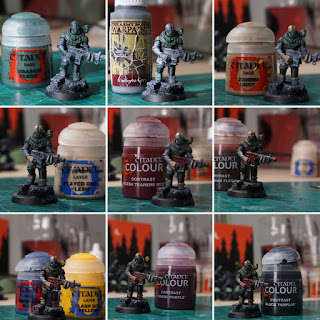 Painting Guide to Genestealer Cult The Blessed Wormlings