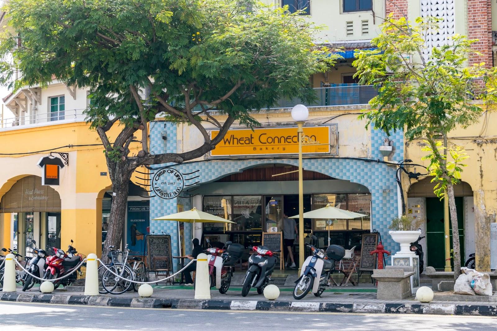 Food Trail on Jalan Masjid Kapitan Keling