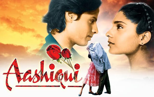 Aashiqui Hindi Movie in 1990