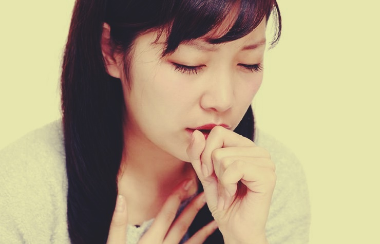 Mengobati batuk karena angin dan influenza