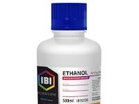 Ethanol 70% - Kegunaan, Efek Samping