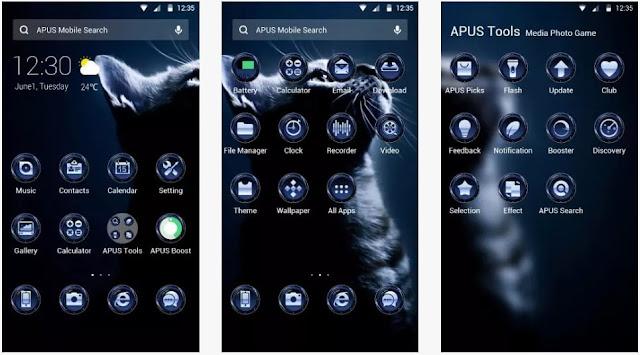 23 Tema Android Keren Dan Gratis Versi 2020 Situsnesia Ragam