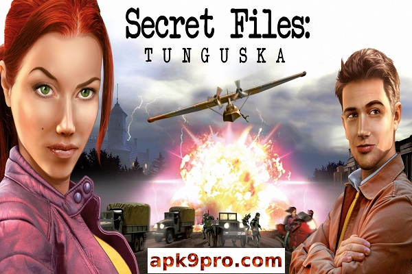Secret Files: Tunguska v1.4.3 Apk + Data (File size 1.33 GB) For Android