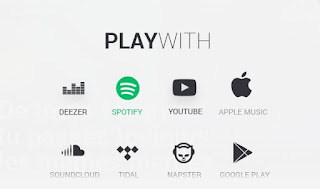 Top leading Music streaming services
