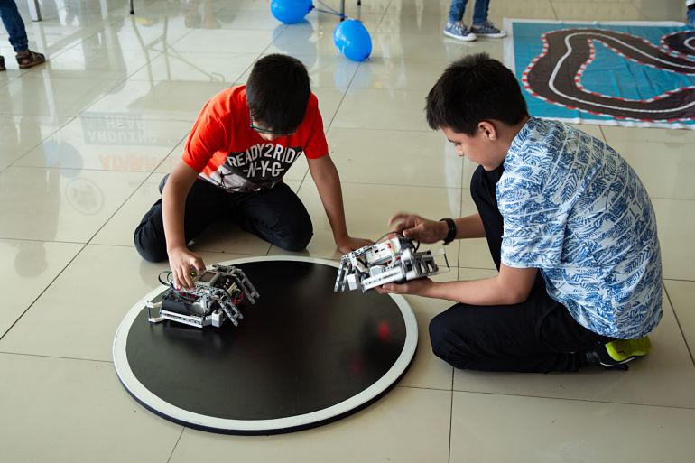 Robótica Para Niños, Adolescentes y Jóvenes Con Altas Capacidades Intelectuales, Talentosos y Superdotados