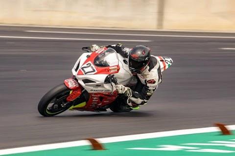Két dobogós helyezéssel kezdett Kovács Bálint a gyorsaságimotoros német bajnokságban