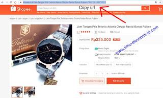 Cara Daftar Affiliate Involve Asia (Affiliate Bukalapak, Shopee, Lazada, Tokopedia, dll)
