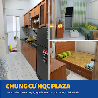 bán chung cư hqc plaza đại lộ nguyễn văn linh huyện bình chánh