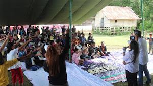 Vantas Prihatin Atas Banyaknya Anak Muda Cari Kerja Keluar Samosir
