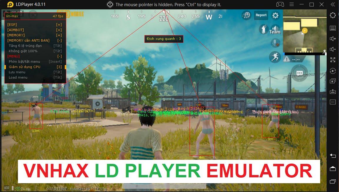[LD Player] VnHax VIP LD V2.2 FREE 0.18 (new updated)