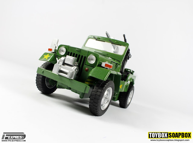 fanstoys ft15 willis jeep grill