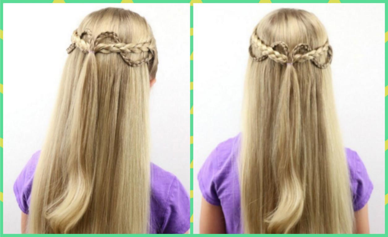 Completamente imperfecto como hacer peinados Imagen de ideas de color de pelo - Como hacer peinados para niñas ~ Manoslindas.com