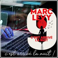 Livre PurpleRain - C'est arrivé la nuit - Marc Levy