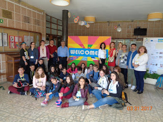 To 7ο Γυμνάσιο σε Διεθνική Δραστηριότητα Μάθησης στην Πορτογαλία.